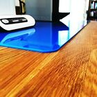 Bright Blue Rectangle Surface Protectors, Easy Wipe Clean for use on any Table
