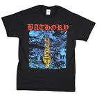 Bathory - Blood On Ice - black t-shirt - OFFICIAL