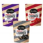 Lucky Country Aussie Style Soft Licorice Strawberry Black Liquorice Candy 1Kg