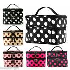 Gift Bag Cosmetic Handbag Pouch Toiletry Travel Case Folding Double