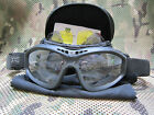 BRITISH ARMY SURPLUS REVISION BULLET ANT GOGGLE SYSTEM,YELLOW,CLEAR,SMOKE LENSES