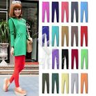 Fashion Women Modal Candy Color Leggings Elastic Stretchy Jeggings Pants