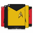 OFFICIAL STAR TREK UNIFORMS AND BADGES TOS HARD BACK CASE FOR APPLE iPAD