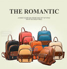 Free Shipping PU Casual Eroupean England Backpack Shoulder Bag With Handbag
