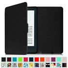 """All-New Kindle 6"""" 2016 Amazon Kindle 8th Generation Leather Case Smart Cover"""