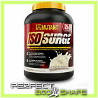 MUTANT ISO SURGE 100% GOURMET WHEY PROTEIN ISOLATE WPI WPH MEAL REPLACEMENT