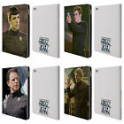 OFFICIAL STAR TREK MOVIE STILLS REBOOT XI LEATHER BOOK CASE FOR APPLE iPAD