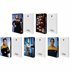 STAR TREK ICONIC CHARACTERS VOY LEATHER BOOK CASE FOR SAMSUNG GALAXY TABLETS