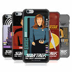 OFFICIAL STAR TREK ICONIC CHARACTERS TNG HARD BACK CASE FOR APPLE iPHONE PHONES