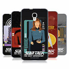 OFFICIAL STAR TREK ICONIC CHARACTERS TNG SOFT GEL CASE FOR ALCATEL PHONES