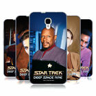 OFFICIAL STAR TREK ICONIC CHARACTERS DS9 SOFT GEL CASE FOR ALCATEL PHONES