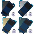 Back Door Battery Rear Glass Panel Cover with NFC For Sony Xperia Z5 E6603 E6653