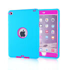 DHL Anti-proof Shockproof Rubber Stand Case Cover For Apple iPad Mini 4 Retina