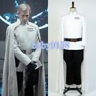 Rogue One:A Star Wars Story Admiral Cosplay Costume Outfit White Suit Uniform AA
