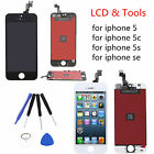 For iPhone 5 6 7 Replacememnt LCD Screen Touch Digitizer Glass Lens Assembly+T