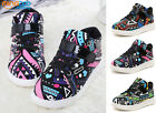Fashion Children Boys Girls Short Boots Shoes Kids Casual Sneakers Size 8-3