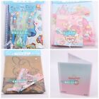 SANRIO MY MELODY LITTLE TWINS STAR RB CHRISTMAS STATIONERY SET - PEN RULERS