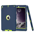 SHOCKPROOF HEAVY DUTY RUBBER HARD CASE COVER FOR APPLE IPAD 23/MINI /AIR /PRO