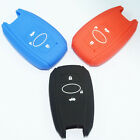 Silicone car key case cover skin For SUBARU FORESTER BRZ OUTBACK XV Smart Key