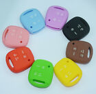 Silicone Cover Shell For Toyota Prius 4Runner Straight Corolla RAV4 Camry case