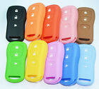car key fob cover case set skin protected for Nissan qashqai LIVINA 3 BUTTONS