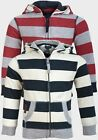 BOYS  HOODED  TOP - BNWT- 1 TO 4 YEARS - MINOTI TODDLER LONG SLEEVE STRIPE