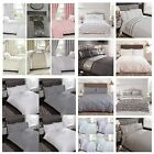 Bedding Heaven Beautifully Embroidered Luxurious Duvet Cover Sets. Curtains.