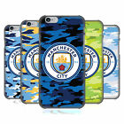 OFFICIAL MANCHESTER CITY MAN CITY FC BADGE CAMOU CASE FOR APPLE iPHONE PHONES