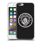 OFFICIAL MANCHESTER CITY MAN CITY FC BADGE SOFT GEL CASE FOR APPLE iPHONE PHONES
