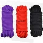 New Sexy GORGEOUS SOFT Japanese Silk ROPE 10 METRES LONG accessories 3 8HOT