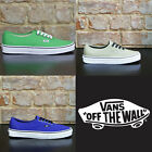 Vans Authentic Trainers Brand new in box UK Sizes 3,4,5,6,7,7.5,8,9,9.5,10,11,12