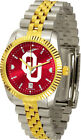 University of Oklahoma Sooners Executive AnoChrome Watch Mens or Ladies