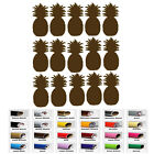 15 Pineapple stickers for Envelope Seal party cup decals kids girl gift birthday