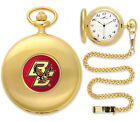 Boston College Eagles Pocket Watch Gold or Silver