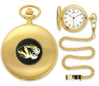 Missouri Tigers Pocket Watch Gold or Silver