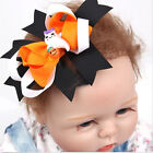 Kids Baby Toddler Feather Bowknot Hair Clips Headwear Halloween Cute Accessories