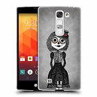 HEAD CASE DESIGNS GOTHIC DOLL SKETCHES SOFT GEL CASE FOR LG PHONES 2