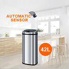Brand New Stainless Steel Automatic Sensor Bin for Kitchen Office cappacity 42L