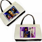 Gorgeous Prince Purple Rain Collectible Photos Classic Tote Bag 1 & 2 Sides