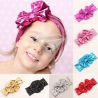 Wholesale Baby Girl Bowknot Headband Hair Bow Band Piece Flower Accessories