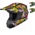 THH TX-15 #2 Motocross Helmet MX Off Road Adventure Quad Pit Bike Lid GhostBikes