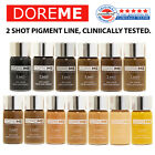 Doreme 2 Shot Manual Permanent Makeup Pigment Ink for Microblading