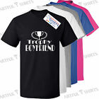 Trophy Boyfriend Cotton T-Shirt Brand new xmas gifts ideas for Him sizes S-2XL
