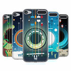 HEAD CASE DESIGNS STRINGS SOFT GEL CASE FOR APPLE iPOD TOUCH MP3