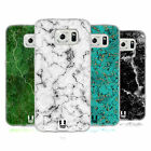 HEAD CASE DESIGNS MARBLE PRINTS SOFT GEL CASE FOR SAMSUNG PHONES 1