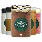 HEAD CASE DESIGNS COFFEE CUPS HARD BACK CASE FOR SAMSUNG TABLETS 1