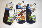 Disney Pixar Toy Story  Boys socks 3 pack variety size 6-8 1/2 NWT