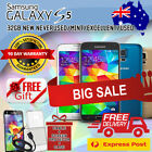 As New Samsung Galaxy S5 32GB White Black Gold Blue Red Pink Unlocked Smartphone