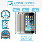 Apple iPhone 5S 16GB 32GB 64GB *Great Condition *6 Month Warranty *Unlocked