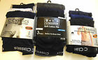Mens MIXED 3 Pair Boxers Underwear Assorted Colours with Elasticated Waist Band